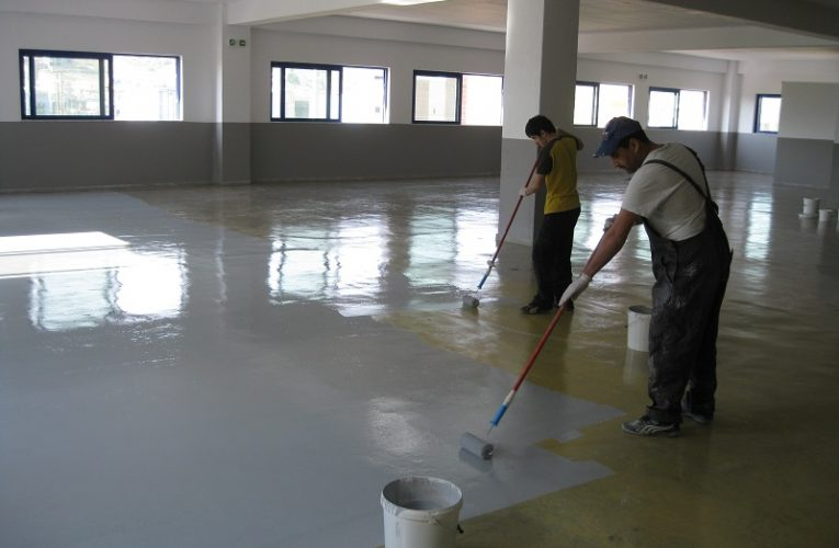 Epoxy Coating Share & Market Size