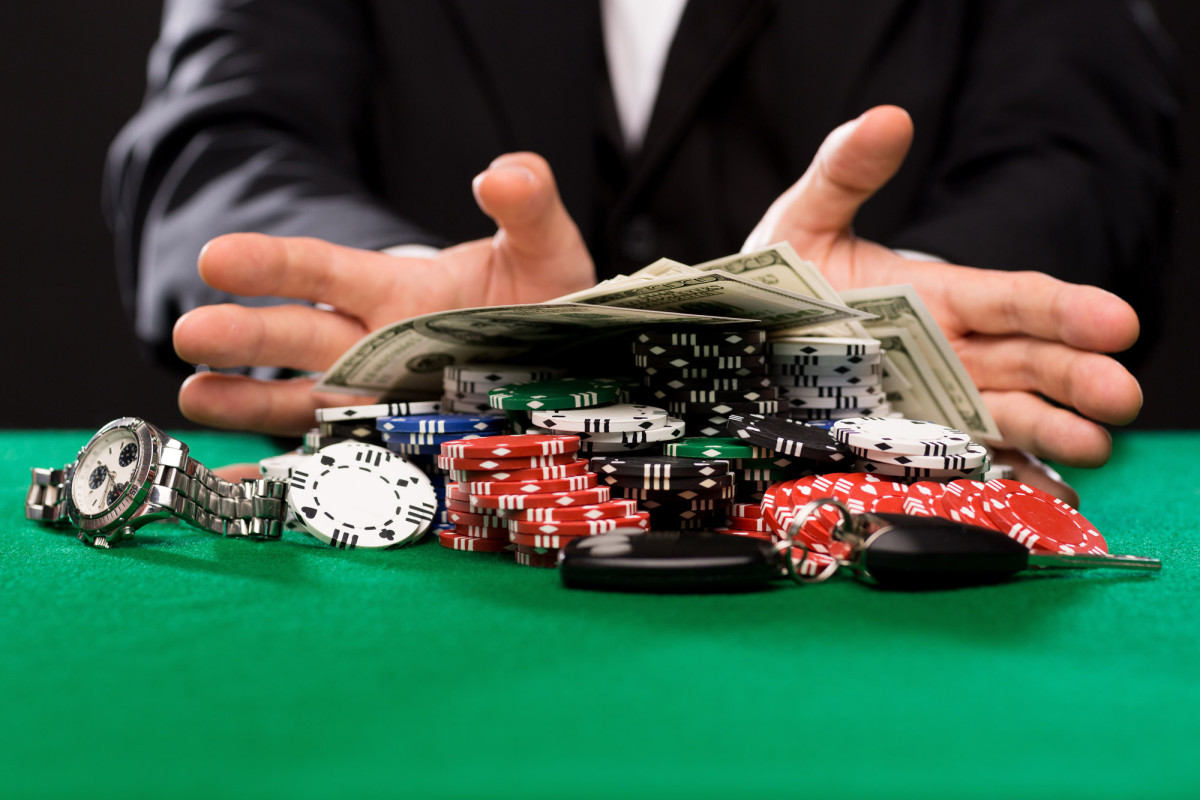 Soiled Details About Casino Revealed