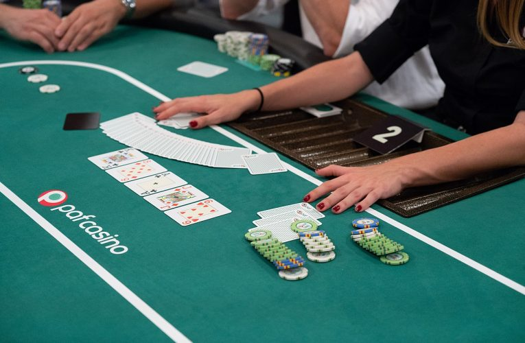 Marriage And Online Casino Have Extra In Widespread